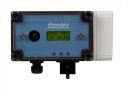 Dual O2/CO2 Monitor PureAire Monitoring Systems