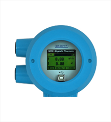 Battery Powered Electromagnetic Flow Meter M930 Meatest
