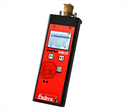 Pressure Measurement DruckTest GaWa EX Esders