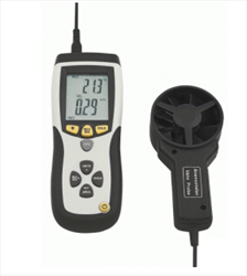 Anemometer for Air velocity VA 893 Dostmann electronic