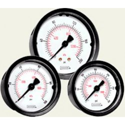 Pressure Gauge 160 PSI 20-110-160 PSI/BAR Noshok