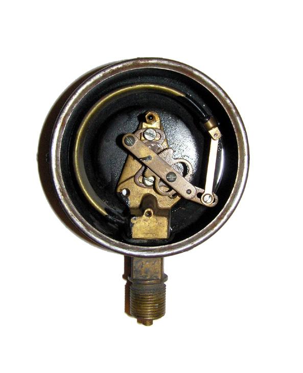 ảnh hưởng của độ rung tới đồng hồ đo áp suất